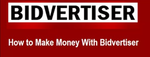 Earn with advertising , bidadvertiser , ad network , bid , bit , how to earn