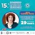 La científica Julia Tagüeña Parga, conferencista en el Congreso Nacional de Ciencia