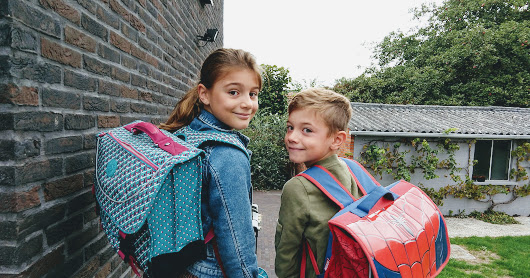 Twinning is winning - Marila love op de eerste schooldag