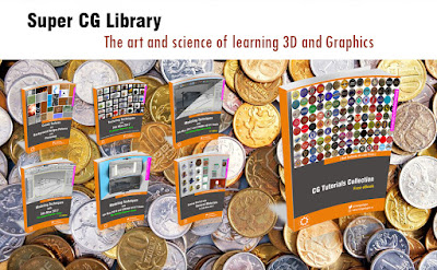 Super CG Library: The art and science of learning 3D and Graphics