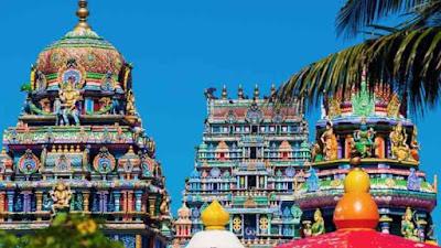 Hindu Temple Specialities