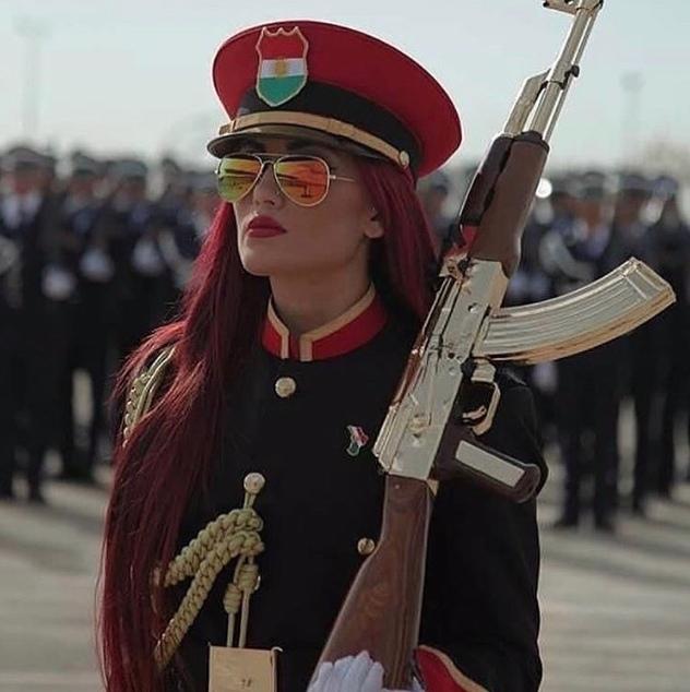 Новое лицо иракской армии