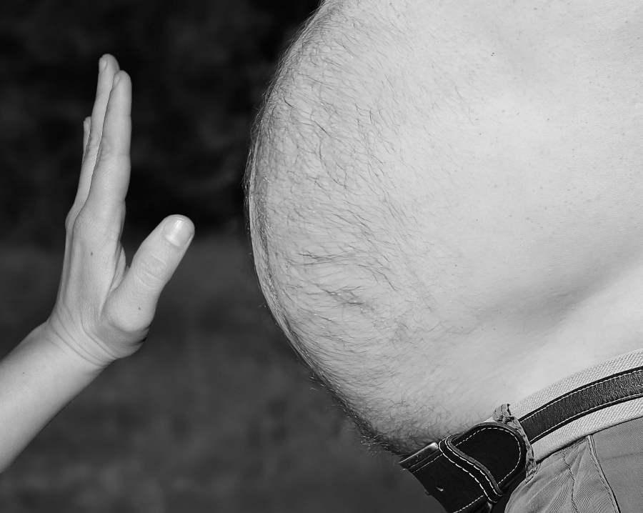 Excess Belly Fat Linked To Higher Risk Of Early Death