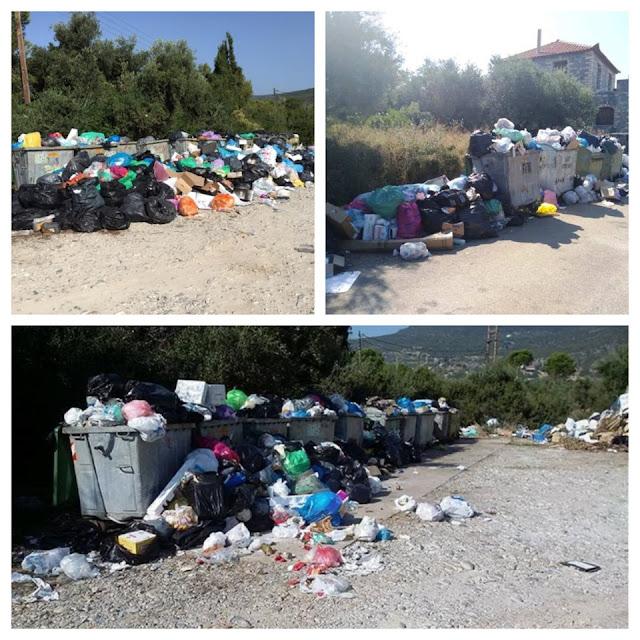 Τριμελής επιτροπή συμβούλων του Π. Νίκα συναντήθηκαν με τον Κρεμλή για τα σκουπίδια
