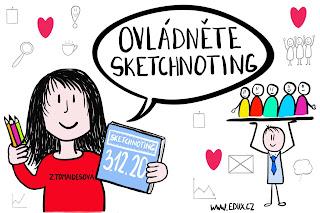 Ovládněte sketchnoting