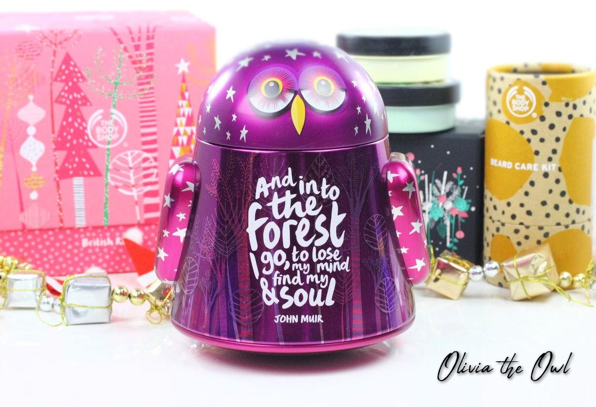 The Body Shop - Holiday gift sets - Nailderella