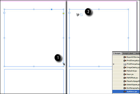How to Link and Unlink Text Frames in Adobe InDesign   DesignEasy