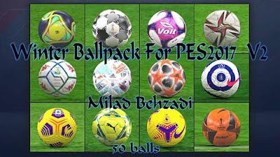 New Winter Ballpack Season 2021 V2