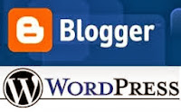 Blogger & Wordpress