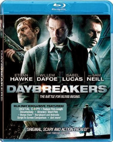 Daybreakers 2009 Hindi Dubbed Dual Audio BRRip 720p