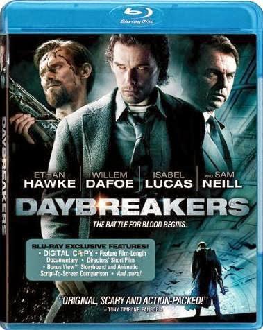 Daybreakers 2009 Hindi Dubbed Dual Audio BRRip 720p