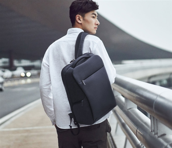 Xiaomi Business Travel Multi-function Backpack 2 Release: Double warehouse 26L large capacity