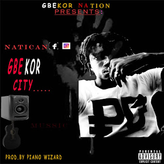 Natican - Gbekor City (prod by Piano Wizard)mp3.
