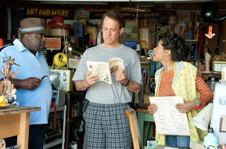 larry crowne-cedric the entertainer-tom hanks-taraji p henson