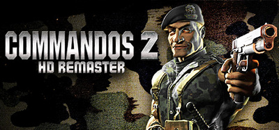 Commandos 2 HD Remaster-HOODLUM