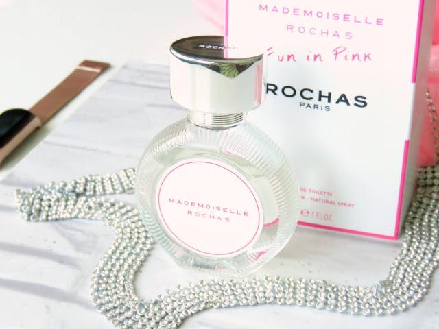 ROCHAS Mademoiselle Rochas toaletna voda