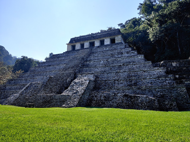 must visit attractions in Chiapas Palenque ruins