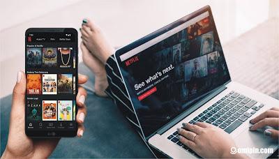 Cara Nonton Netflix Premium Gratis di Android