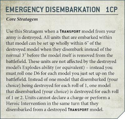 Desemarque de emergencia