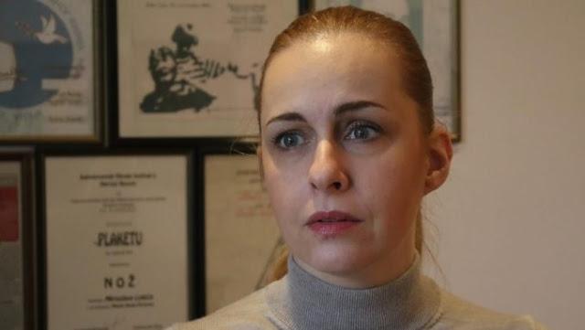Serbian actress Bojana Maljevic: Kosovo is independent, compromise is needed