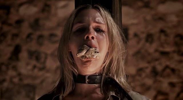 Her nice Horror film bondage cute