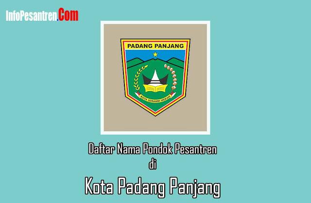 Pesantren di Kota Padang Panjang
