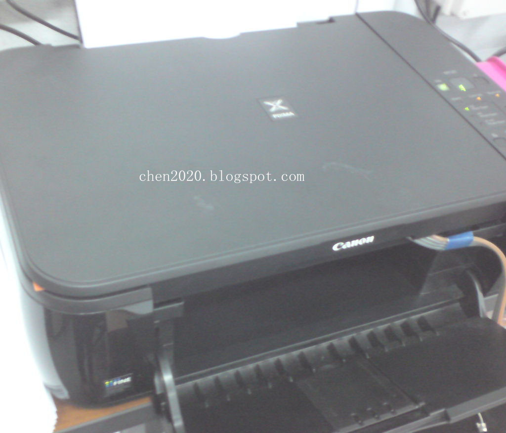 Review Printer Canon Pixma MP280
