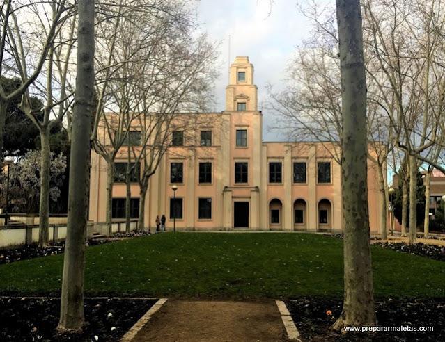 Palacete Quinta de los Molinos Madrid