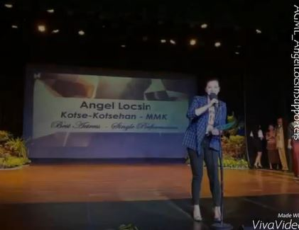 A Fan Of Angel Locsin Paid Tribute To Her Successful Journey As A Multi-Awarded Actress