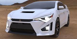2019 Mitsubishi Evo Revue, rumeur de prix, 2019 Voitures japonaises,