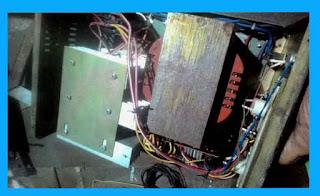 Power Supply 40A RTVC PV-4310 Tidak Bisa di Adjust