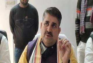 मंत्री रामसूरत राय के भाई समेत 10 के खिलाफ वारंट के लिए पुलिस ने कोर्ट में दी अर्जी, जल्द हो सकती है गिरफ्तारी