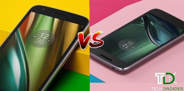 Moto G4 Play vs Moto E 3rd Gen comparision