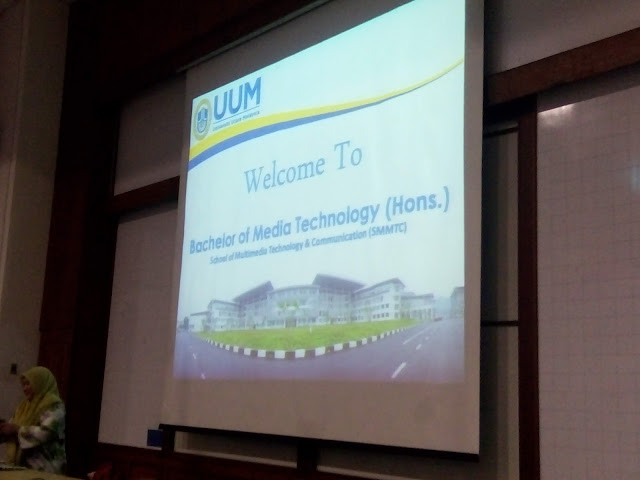 Welcome to Bach. Media Technology (Hons.) School of Multimedia Technology and Communication UUM
