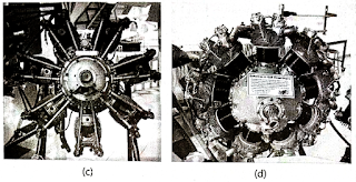 Mesin radial 8 silinder