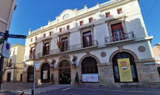Ayuntamiento de Sagunto, Sagunt.
