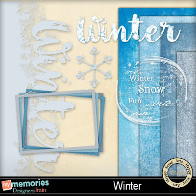 New collection with freebie Winter 2