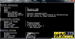 Cara Membobol Password Wifi Menggunakan CMD Terbaru 3