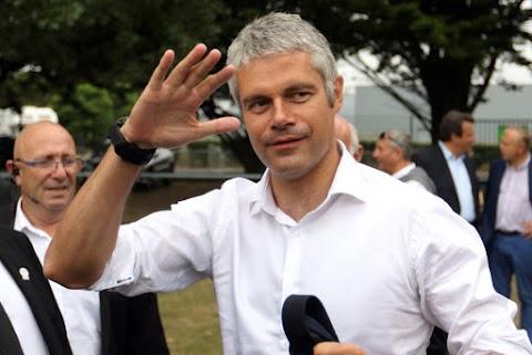 Lemondott a francia jobbközép párt vezetője
