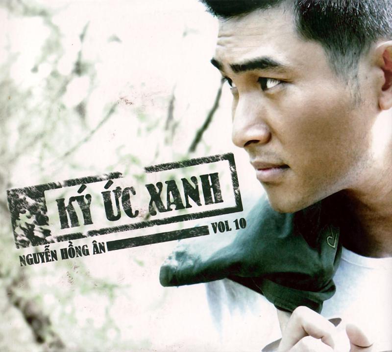 Dihavina CD - Nguyễn Hồng Ân - Ký Ức Xanh (NRG)
