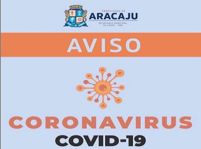 🚨URGENTE: Aracaju CONFIRMA primeiro caso de Corona Vírus - COVID-19