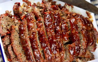 Barbecue Meatloaf Recipe [ Cooks Recipse ]