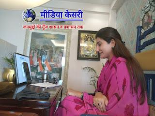 रुक्षमणी कुमारी चिट्ठी लिख मुख्यमंत्री गहलोत तक पहुँचायेंगी बच्चों की आवाज़, अब महिला अत्याचारों का गंभीरता से संज्ञान ले सरकार