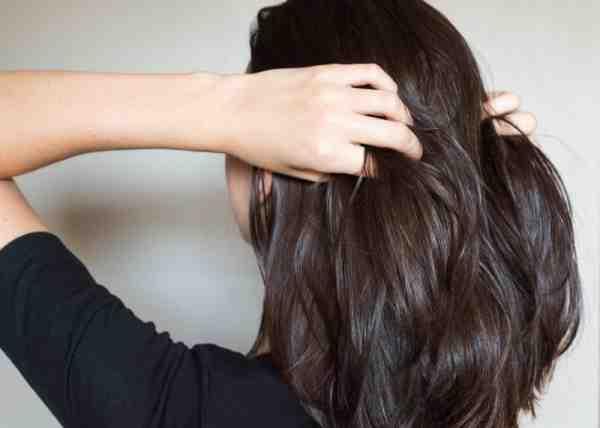 وصفة لتتقيل الشعر الخفيف