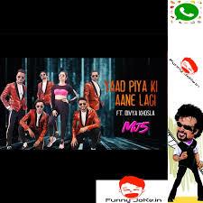 Yaad Piya Ki Aane Lagi - Divya Khosla Kumar Neha Kakkar Full Song – Whatsapp Status Mp4 HD Video