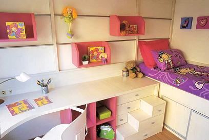 Dormitorios para ni as for Habitaciones para ninas frozen