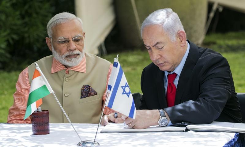 Bagaimana India dan Israel Gunakan Pandemi untuk Perluas Proyek Kolonial Pemukim?