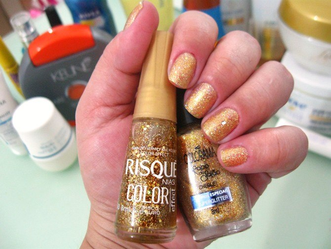 Esmaltes Colorama e Risque