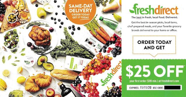 freshdirect new customer offer