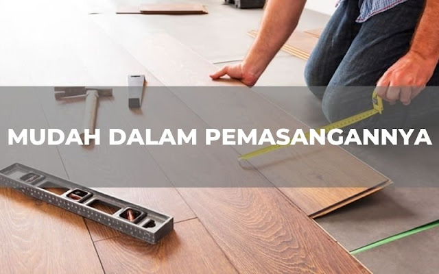 kelebihan lantai kayu pada bangunan rumah
